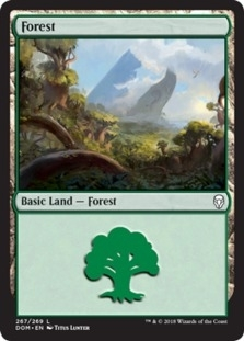 Forest <267> [DOM]