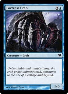 Fortress Crab [ISD] (F)