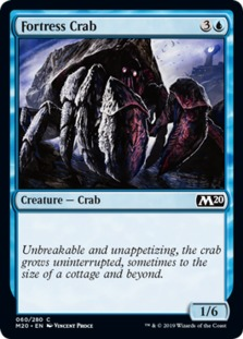 Fortress Crab