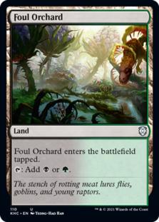 Foul Orchard [KHC]