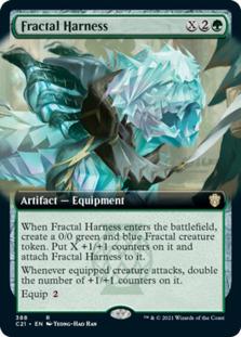 Fractal Harness <extended> [C21]