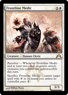 Frontline Medic