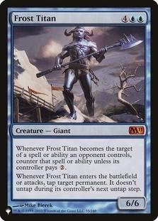 Frost Titan [PLIST]