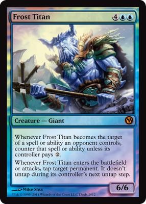 Frost Titan [PRM-MED] (F)
