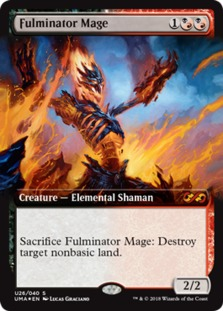Fulminator Mage