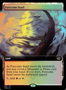 Furycalm Snarl [PRM]