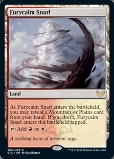 Furycalm Snarl