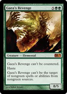 Gaea's Revenge [M11] (F)