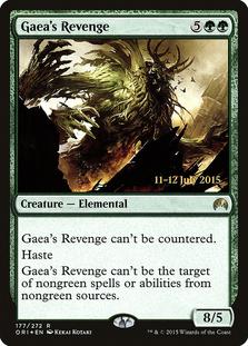 Gaea's Revenge [PRM-PRE] (F)