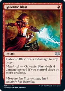 Galvanic Blast