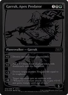 Garruk, Apex Predator [PRM-SDCC14] (F)