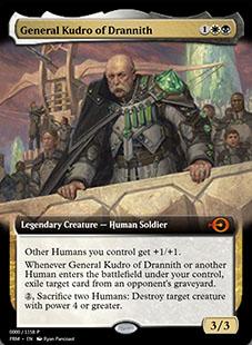 General Kudro of Drannith [PRM]