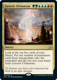 Genesis Ultimatum