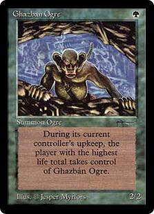 Ghazban Ogre
