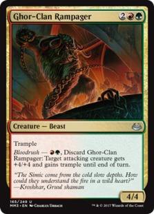 Ghor-Clan Rampager
