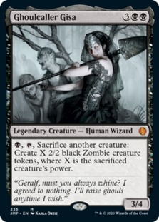 Ghoulcaller Gisa