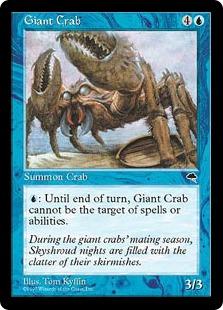 Giant Crab [TE]