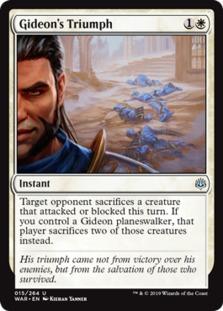 Gideon's Triumph