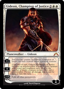 Gideon, Champion of Justice
