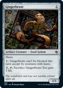 Gingerbrute
