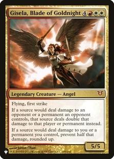Gisela, Blade of Goldnight [PLIST]