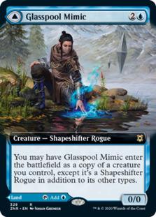 Glasspool Mimic [PZNR] (F)