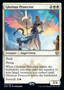 Glorious Protector <planeswalker stamp> [KHM] (F)
