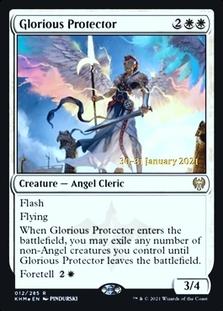 Glorious Protector <prerelease> [KHM] (F)