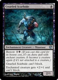 Gnarled Scarhide