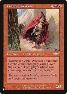 Goblin Assassin [PLIST]