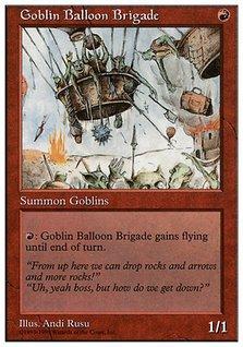 Goblin Balloon Brigade