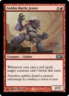 Goblin Battle Jester