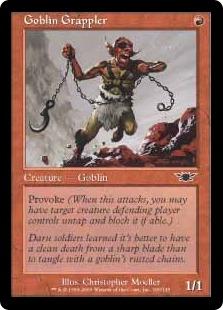 Goblin Grappler
