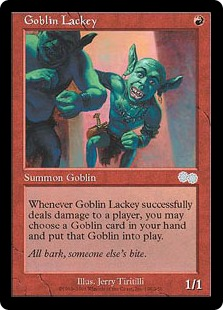 Goblin Lackey [UZ]