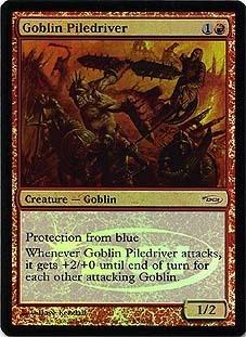 Goblin Piledriver [PRM-JUD] (F)