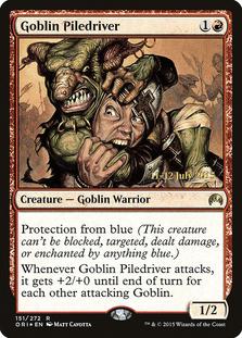 Goblin Piledriver [PRM-PRE] (F)