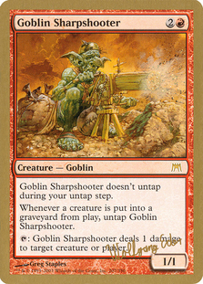 Goblin Sharpshooter <Wolfgang Eder> [WC03]