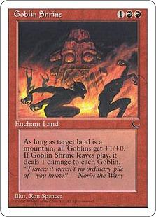 Goblin Shrine