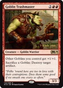Goblin Trashmaster [PRM-PRE] (F)