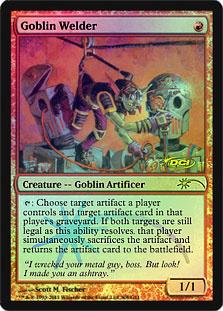 Goblin Welder [PRM-JUD] (F)