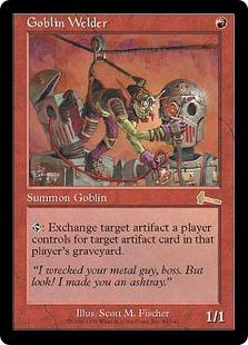 Goblin Welder [UL] (F)