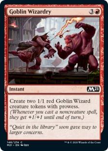 Goblin Wizardry [M21]