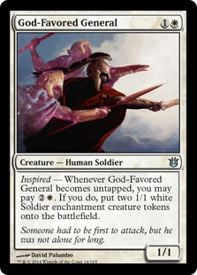 God-Favored General