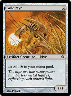 Gold Myr