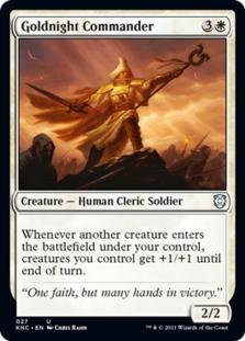 Goldnight Commander [KHC]