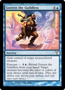 Govern the Guildless