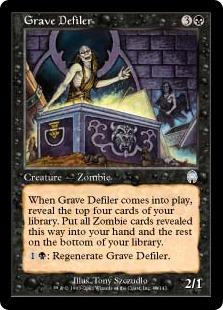 Grave Defiler [AP]