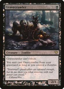 Gravecrawler [PRM-BAB] (F)