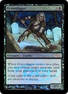 Gravedigger [PRM-WPN] (F)