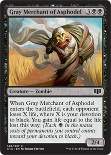 Gray Merchant of Asphodel [C14] (F)